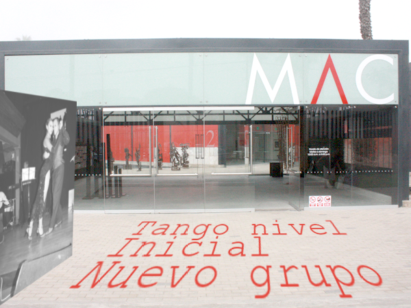Clases de Tango nuevo taller mac lima